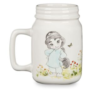 Disney Animators' Collection | Princess Mason Jar Ceramic Mug