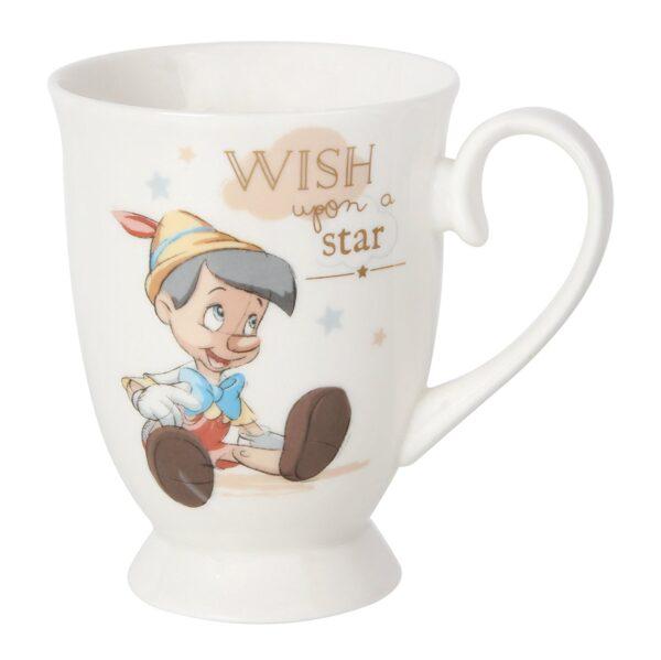 Disney Magical Moments   Pinocchio Wish Upon A Star Mug