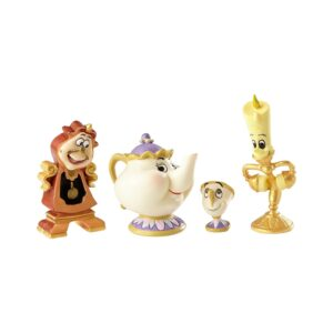 Beauty and the Beast - Collectable Set