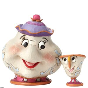 Beauty and the Beast - Mrs. Potts and Chip